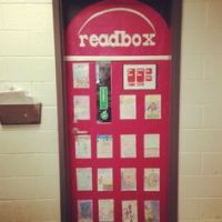 1000+ images about Young readers door decoration on ...
