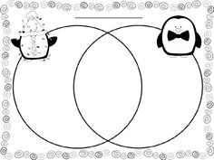 Tacky the Penguin Venn Diagram and other free activities