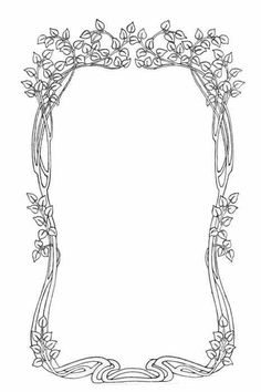1000+ images about Bos coloring blank frames on Pinterest