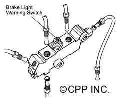 87 88 89 Toyota MR2 OEM Brake Booster Vacuum Hose