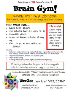1000+ images about Brain gym on Pinterest   Brain gym. The brain and Your brain