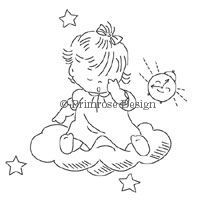 1000+ images about baby angel embroidery patterns on