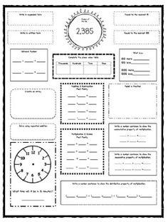 Homework, Homework sheet and Ideas on Pinterest