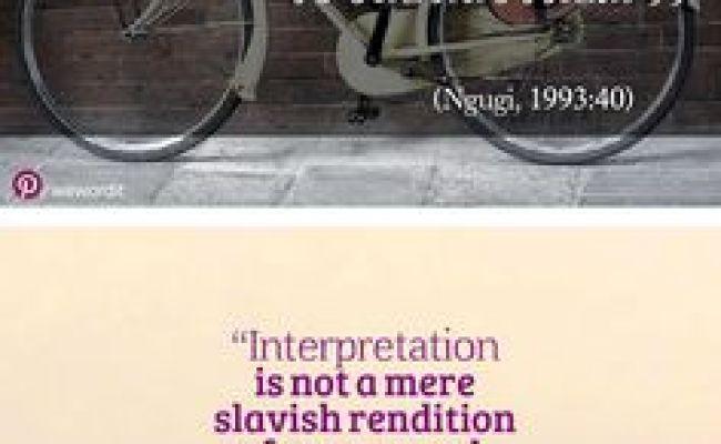 Quotes On Translation Interpreting On Pinterest