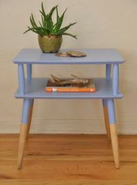 End tables, Mid-century modern and Mid century on Pinterest