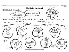 1000+ images about Beach themed worksheets on Pinterest