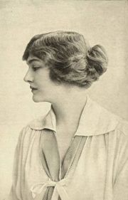hairstyle - 1910-1915