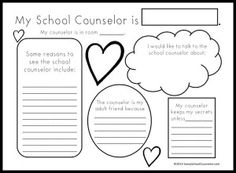 1000+ images about Meet the School Counselor: Bulletin