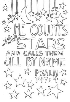 Galactic Starveyors Coloring Sheet VBS 2017- Day 2 (easy