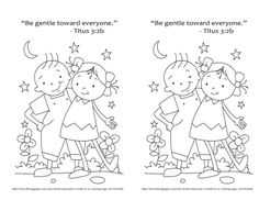 We have the cutest original coloring page for Passover