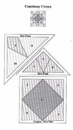 Double wedding ring quilt template free This pattern is a