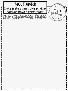 1000+ ideas about School Rules Activities on Pinterest