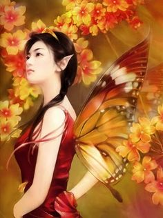 Beautiful Fall Paintings Wallpapers 1000 Images About My Dream Girls On Pinterest Girl