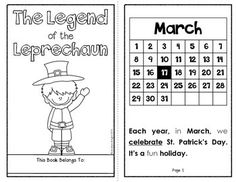 1000+ images about 1st grade st. Patrick's day on