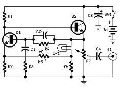 Building your own continuity tester circuit using NPN