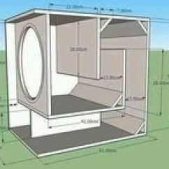 Rockford P3 Wiring Diagram 12n 12s To 13 Pin Subwoofer Box Design For 12 Inch - Google Search | System S Pinterest ...