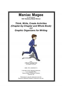 Maniac magee, Vocabulary words and On my own on Pinterest