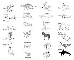 Sempre criança: http://buggyandbuddy.com/animal-charades
