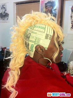 Black Ghetto Hairstyles What Is Wrong With This Picture