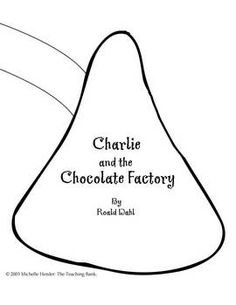 Charlie and the Chocolate Factory Sequence Activity