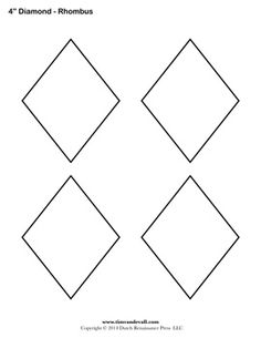Octagon pattern. Use the printable outline for crafts