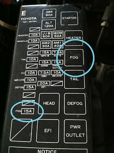 e trailer wiring diagram pioneer fh x700bt harness 1000+ images about car audio tips toyota on pinterest | audio, tacoma and ...