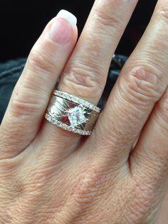 Western Wedding Rings On Pinterest Western Weddings