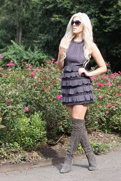 Emily Bache wearing