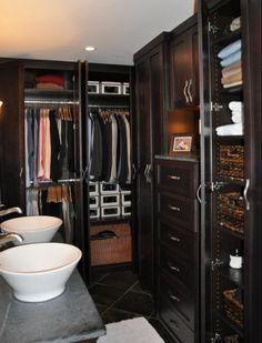 Interior Designs by Closet Factory on Pinterest  Custom