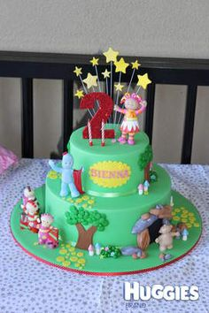 In The Night Garden Cake Children Cakes Bolos Criança