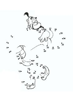 Printable Activities Connect the dots and coloring. http