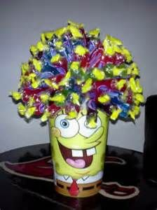 Candy Bouquets & More On Pinterest Candy Bouquet Candy