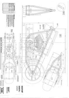 xs650 bobber wiring diagram free diagrams weebly images of chopper blueprints   harley davidson panhead wishbone frame blueprint 24 x 36 ...