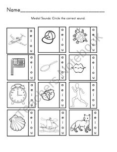 1000+ images about Kindergarten RTI Resources