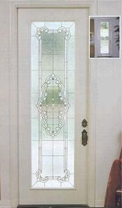 Outstanding Stained Glass Window Film Artscape With Simple ...