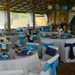 Purple Chair Sashes For Weddings Directors Camping 1000+ Ideas About Turquoise Wedding Decor On Pinterest | Weddings, ...