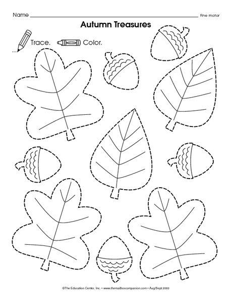 Leaf Writing Worksheet Kindergarten. Leaf. Best Free