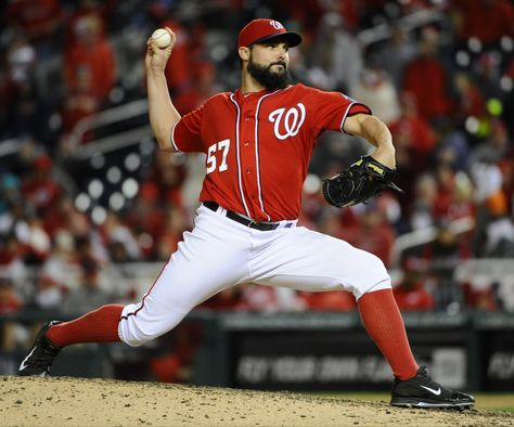 The Washington Nationals And San Francisco Giants Needed Six Hours