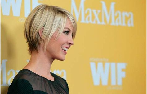 Hair Cuts On Pinterest Robin Wright Jenna Elfman And