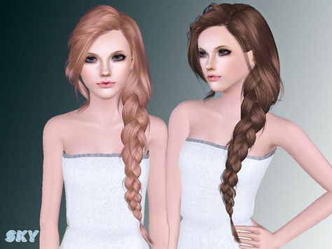 Sims 3 Hair S Thesimsresource Com Artists Skysims