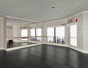 Home dance studio design valo i