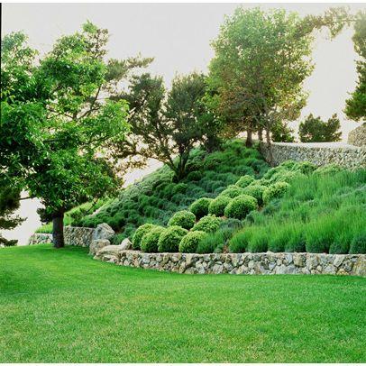 slopes landscaping