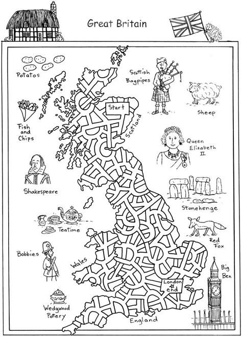Country Study: United Kingdom (England/Great Britain) on