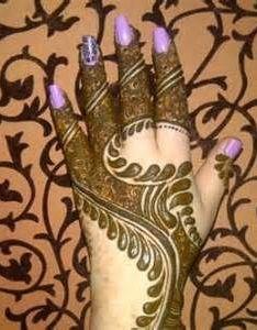 Easy arabic mehndi designs for hands eg also henna rh pinterest