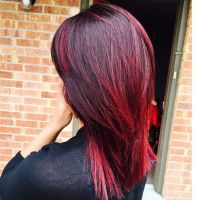 #CHIcolor Hair Color Showcase on Pinterest   Violets, Php ...