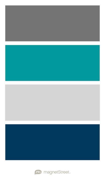 Gray Teal Color Palette Wwwimgkidcom The Image Kid