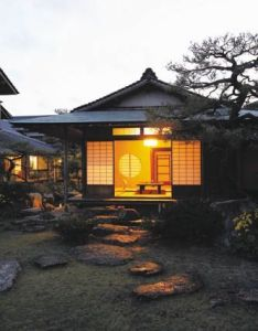 Hanare small house in the japanese garden  remember paper walls ans doors also best images on pinterest style rh