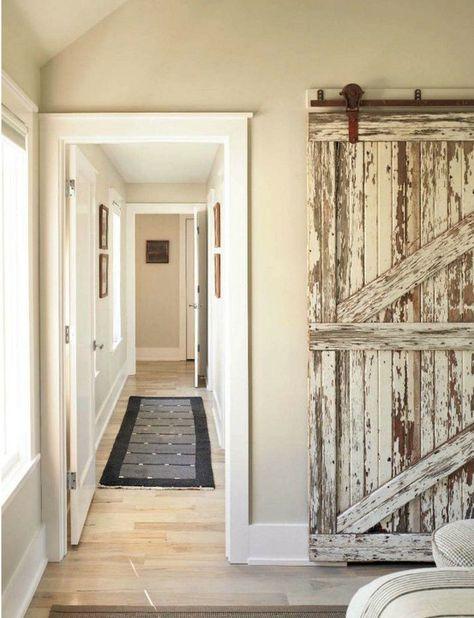 Rustic Barn Doors And Sliding Door Hardware On Pinterest