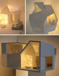 Architectural model interior grupo aranea southern spain also images about house on pinterest models architecture and atelier rh