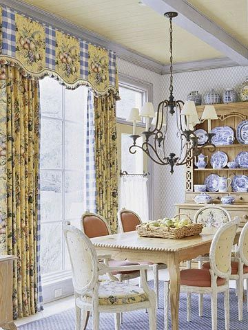 COTTAGE DECORATING IDEAS on Pinterest  Toile English country decor and Slipcovers